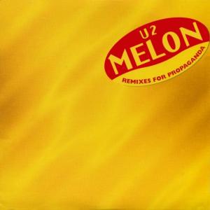 <i>Melon: Remixes for Propaganda</i> 1995 remix album by U2