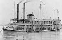 USS <i>Rattler</i> (1862) Steamboat of the Union Navy during the American Civil War
