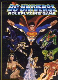 DC Universe Roleplaying Game