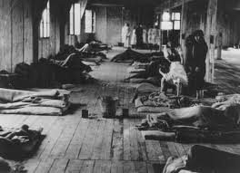 Women's barracks at Theresienstadt