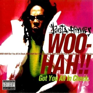 Busta Rhymes — Woo Hah!! Got You All in Check (studio acapella)
