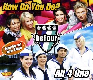 How Do You Do? (beFour song) 2007 single by beFour