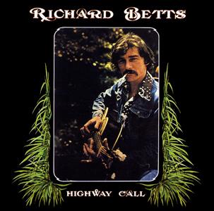 <i>Highway Call</i> 1974 studio album by Dickey Betts