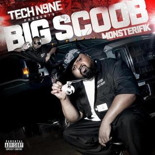 <i>Monsterifik</i> 2009 studio album by Big Scoob