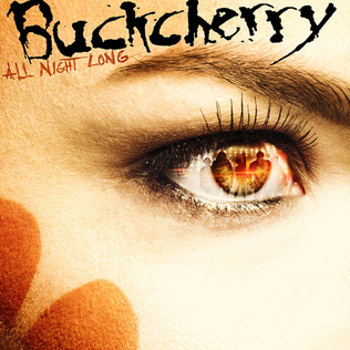 <i>All Night Long</i> (Buckcherry album) 2010 studio album by Buckcherry