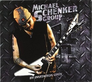 <i>By Invitation Only</i> 2011 studio album by Michael Schenker Group