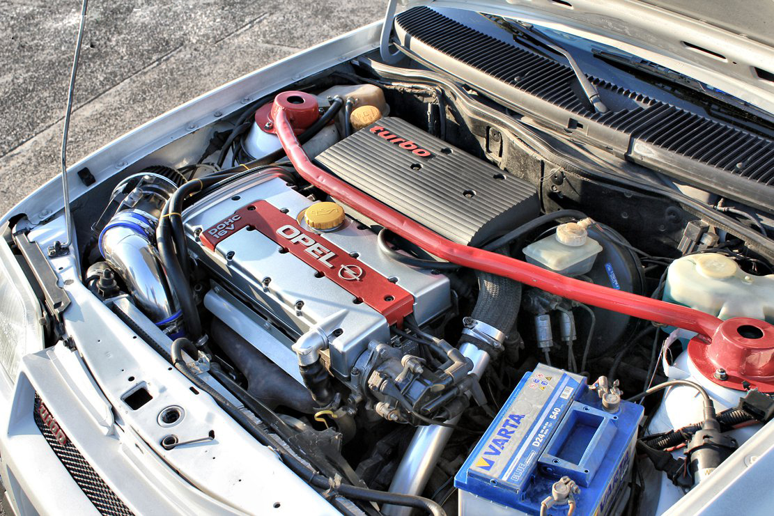 gm family ii engine the c20let engine was introduced in 1992 and was fitted to the opel vauxhall vectra turbo cavalier turbo calibra turbo and the south african made opel