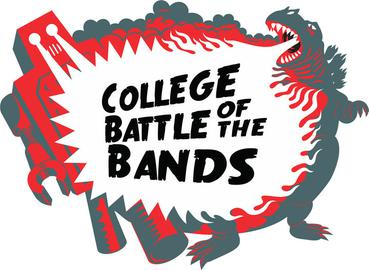 College Battle of the Bands Logo