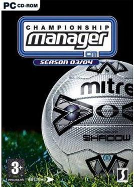 Championship Manager 03-04