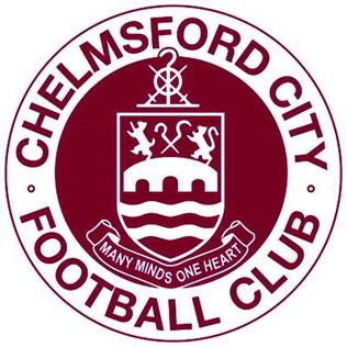 Chelmsford City F.C. Association football club in Chelmsford, England