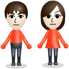 Mii Avatar on several Nintendo video game consoles and mobile apps