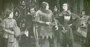 <i>Duke Ferrantes End</i> 1922 film by Paul Wegener, Rochus Gliese