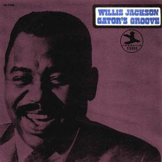 <i>Gators Groove</i> 1969 studio album by Willis Jackson