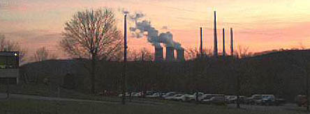 Homer City Generating Station - Wikipedia, the free encyclopediahomer city