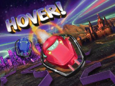 Microsoft recreates Hover, the classic Windows 95 game, in WebGL