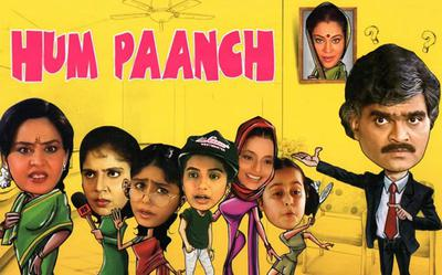 Hum Paanch (TV series) - Wikipedia