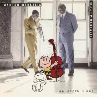 <i>Joe Cools Blues</i> 1995 studio album by Wynton Marsalis and Ellis Marsalis