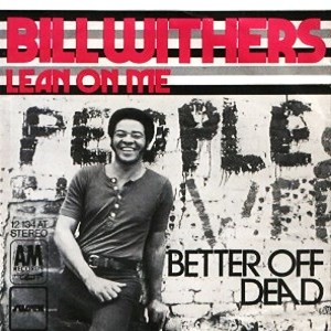 Bill Withers — Lean on Me (studio acapella)