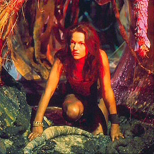 Leela (<i>Doctor Who</i>) Fictional character in the TV series Doctor Who