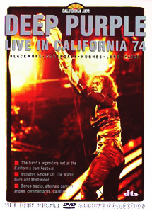 <i>Live in California 74</i> Deep Purple live performance DVD