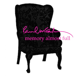 album by Sir Paul McCartney