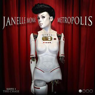 <i>Metropolis: The Chase Suite</i> 2007 EP by Janelle Monáe