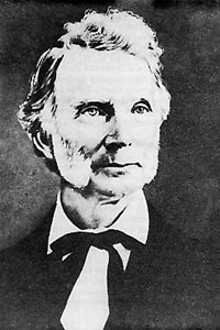 Nelson Tift (1810-1891), the founder of Albany