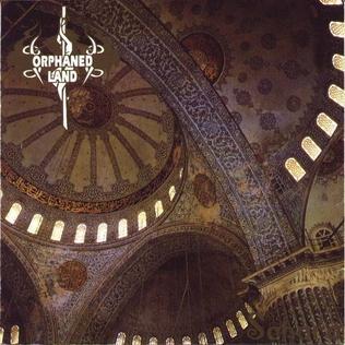 <i>Sahara</i> (Orphaned Land album) first full-length studio album by the Israeli metal band Orphaned Land