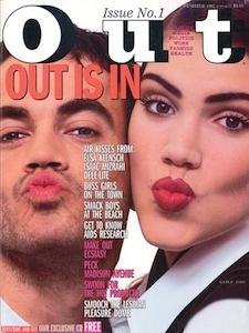 <i>Out</i> (magazine) magazine