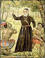 PadreAntonioVieira pregando