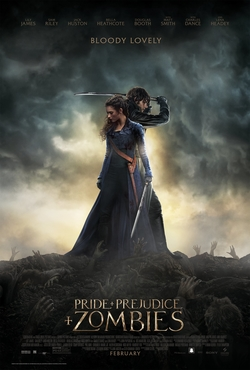 Pride & Prejudice & Zombies 2016 film based on cult book