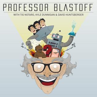 <i>Professor Blastoff</i>