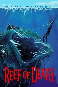 <i>Reef of Death</i> novel by Paul Zindel