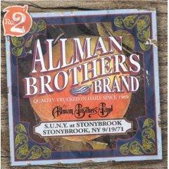 <i>S.U.N.Y. at Stonybrook: Stonybrook, NY 9/19/71</i> 2003 live album by The Allman Brothers Band