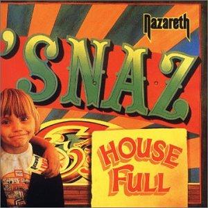<i>Snaz</i> 1981 live album by Nazareth