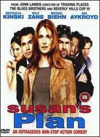 Susan's Plan 1998 film DVD cover.jpg