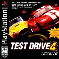 <i>Test Drive 4</i> 1997 racing video game