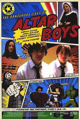 Picture of a book: The Dangerous Lives Of Altar Boys