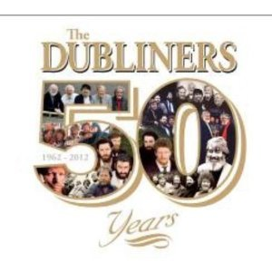 <i>50 Years</i> 2012 compilation album by The Dubliners