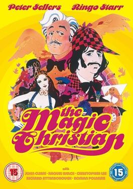 """L'immagine """"http://upload.wikimedia.org/wikipedia/en/0/07/The_Magic_Christian.jpg"""" non può essere visualizzata, perché contiene degli errori."""