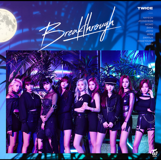 Breakthrough (Twice song) - Wikipedia