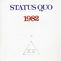<i>1+9+8+2</i> 1982 studio album by Status Quo