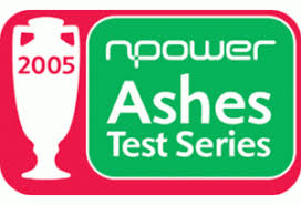 2005 Ashes series English vs Australian Mens Test Cricket series in 2005