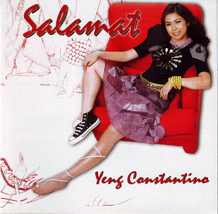 <i>Salamat</i> (album) 2007 studio album by Yeng Constantino