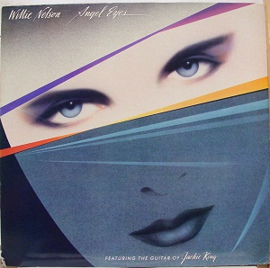 <i>Angel Eyes</i> (Willie Nelson album) 1984 studio album by Willie Nelson
