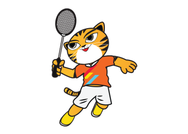 Badminton 2017 Southeast Asian Games Wikipedia Gambar Logo
