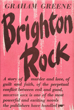 Picture of a book: Brighton Rock