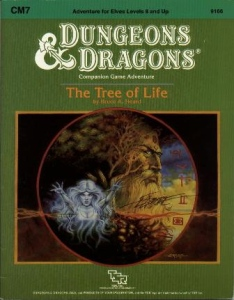 Cover of CM7 The Tree of Life