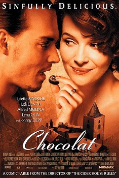Image result for chocolat movie cast