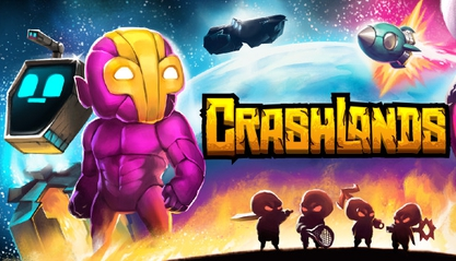 Picture of a game: Crashlands